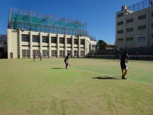 ソフトテニス 002