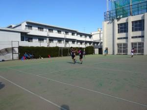 ソフトテニス 007