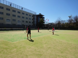 ソフトテニス 008