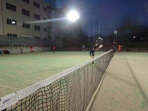 ソフトテニス 012