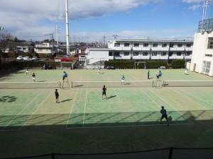 ソフトテニス 014