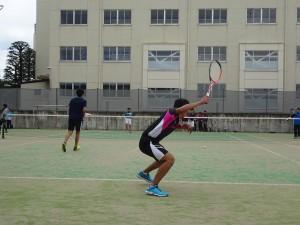 ソフトテニス 017