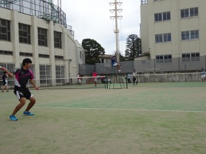 ソフトテニス 018