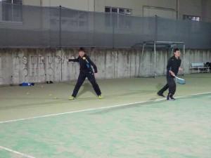 ソフトテニス 024