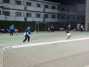 ソフトテニス 030