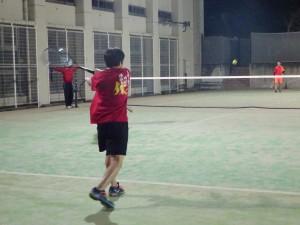 ソフトテニス 077