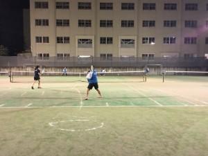 テニス部 034
