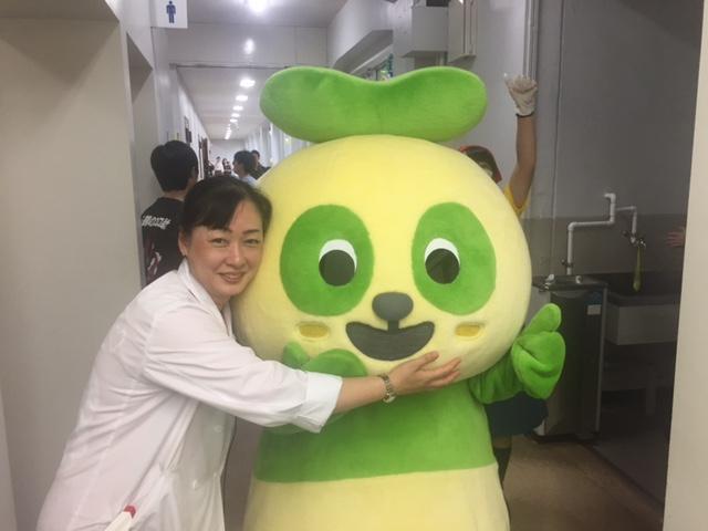 伊勢川先生