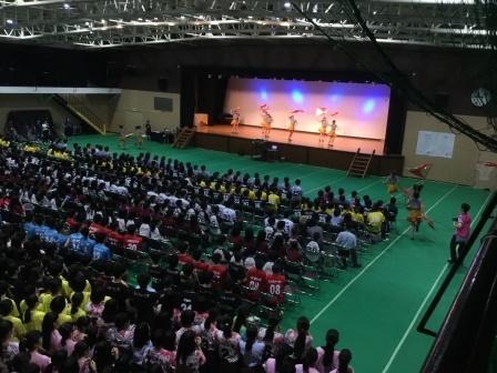 鶴ヶ丘祭二日目1