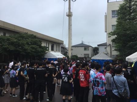 鶴ヶ丘祭二日目4