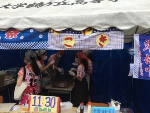 鶴祭り初日4